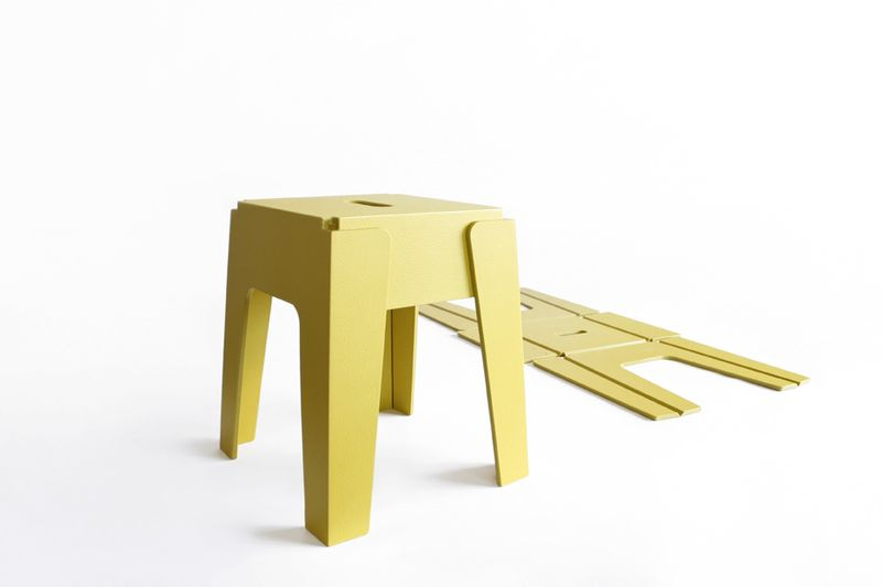 Butter Stool - Low Res